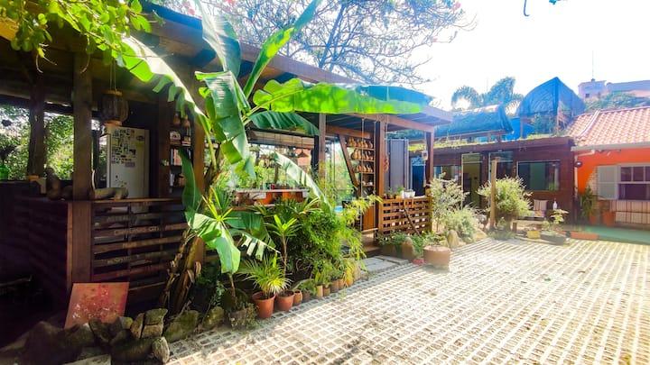 Farinha Seca - Bombinhas - Quarto coletivo CAMA 4