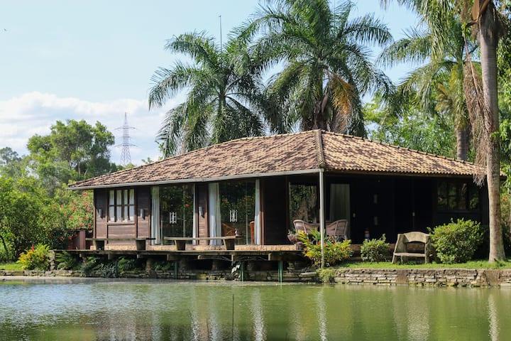 Casa de Campo Elegante - Espaço Amor-Perfeito