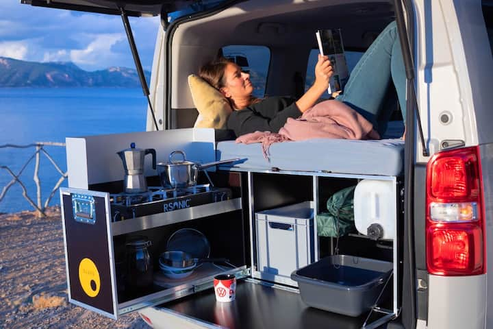 Lifestyle Camper - Lazy Bus Mallorca