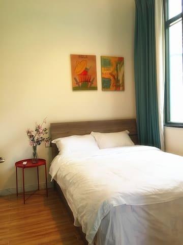 卧室三,1.5米大床