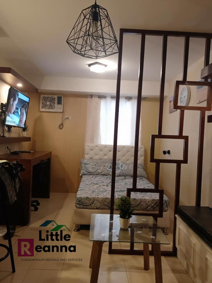 Cozy Studio type Fully Furnished Condo530