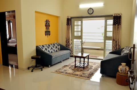 Brand new Luxurious 2BHK in Samrat Chowk