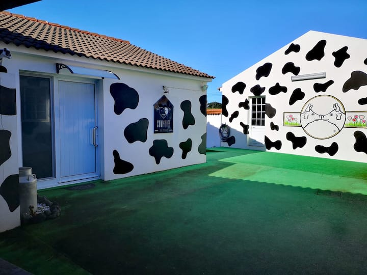 Azores Cow House