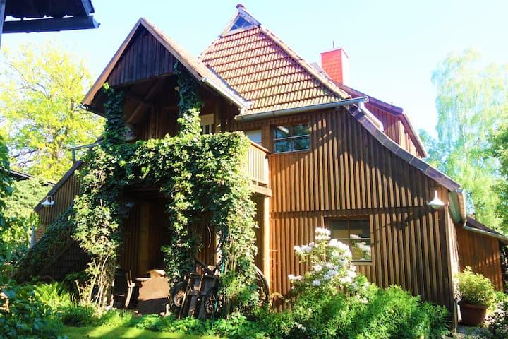 FeWo Spitzweg m. Sauna Garlstorf, Lüneburger Heide