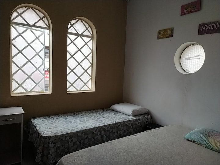Hostel Brasil Cwb - Quarto 2