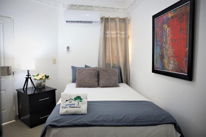 Habitacion 101 con Baño privado