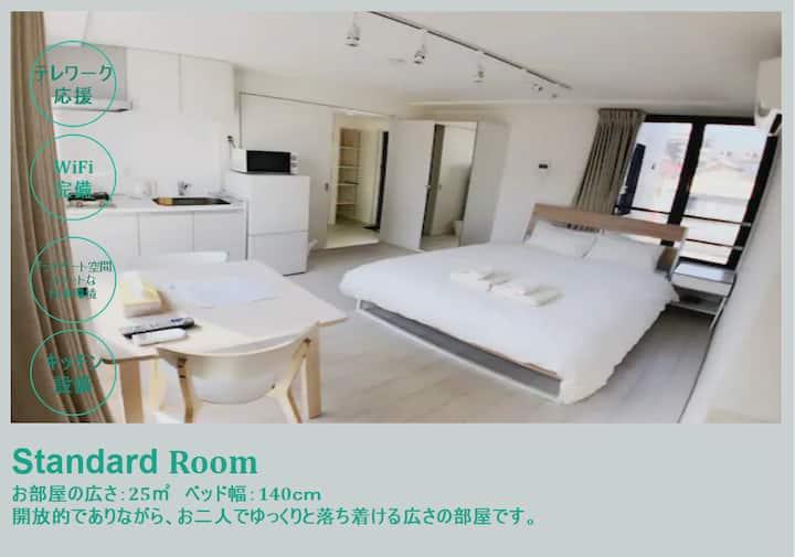 【Go To 対応】LA401- Shinjuku Designers Flat Good View