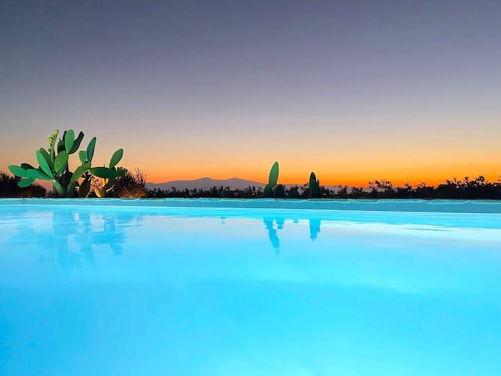 Villa Fengari · 3Bdr · 2Bath · Private Pool · BBQ
