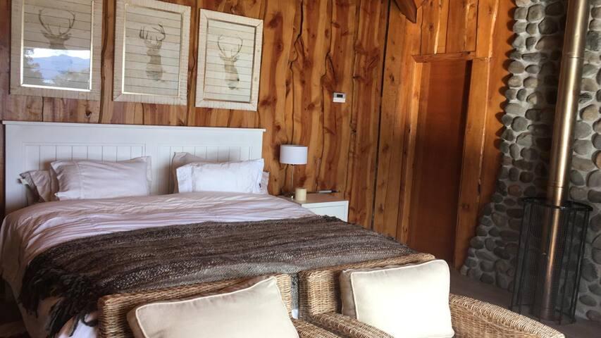 dormitorio principal segundo piso en suite