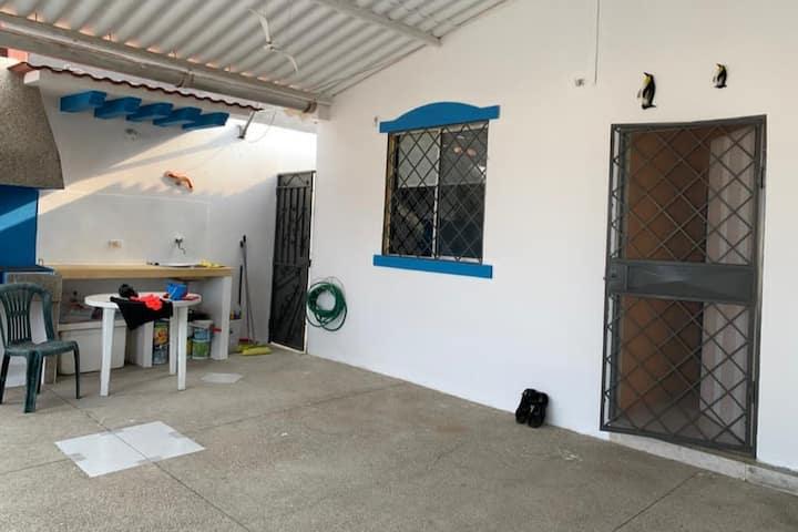 Beach house in Punta Carnero Salinas / Casa