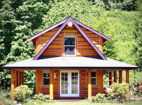 Cabin at Blackberry Ridge