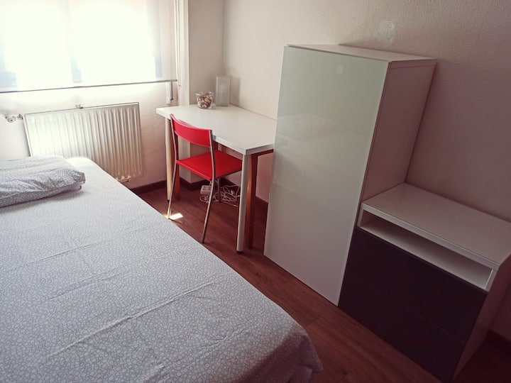 Single Room(Empalme)Airport Pick Up Available