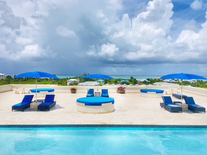 Oasis | 1 BR Condo | Vista Azul | Pool & Wifi