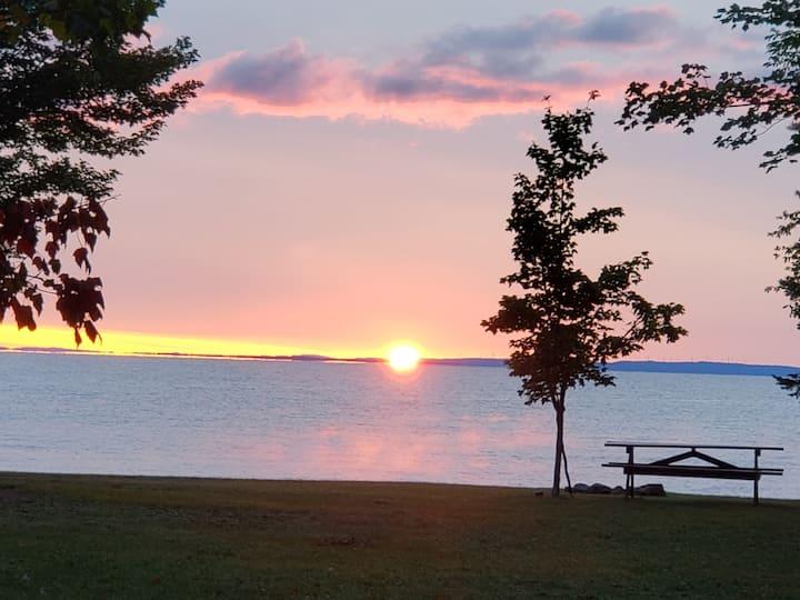 Bay Haven on Whitefish Bay Paradise Michigan