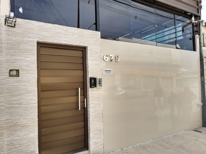 Lar Recife Olinda - Casa Inteira. Próx. ao Cecon