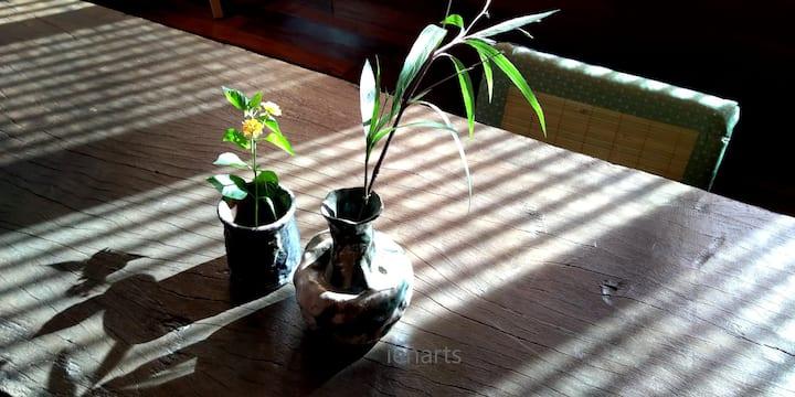 特色山居-紫檀VIP室 雙人房一泊二食+下午茶