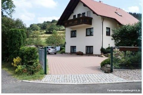 Vacation rental Inselbergblick