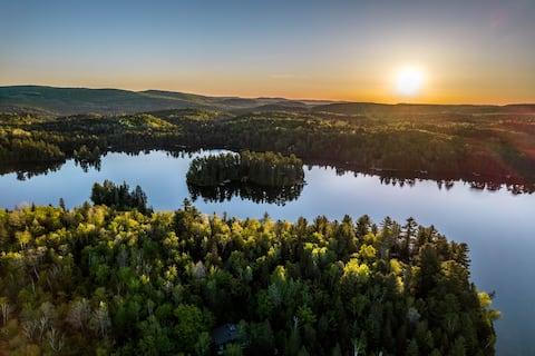 V srdci lesa, u sedmého jezera