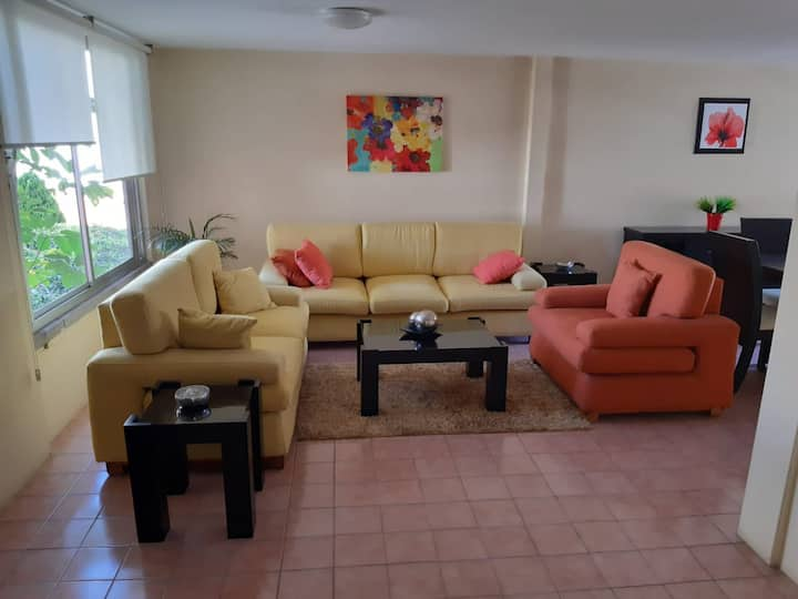 Cozy Suite in Residencial Area Tangamanga S1