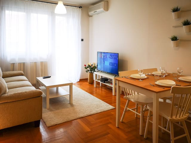 2Bedroom Family Suite with Big Terrace