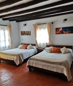 comfortable room near main square