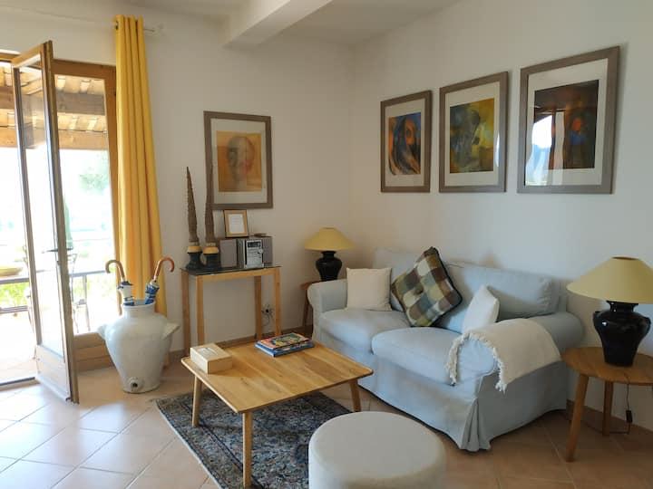 Apartment Soie - Plume, La Maison Du Voyageur