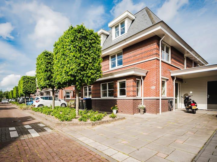 10 min in Dordrecht centrum gratis parkeren & WiFi