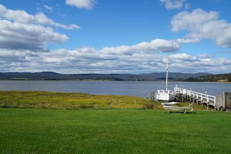 Rosevears waterfront getaway