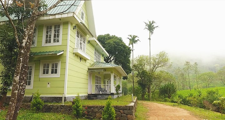 Lavender vagamon - Five Bedroom Plantation stay