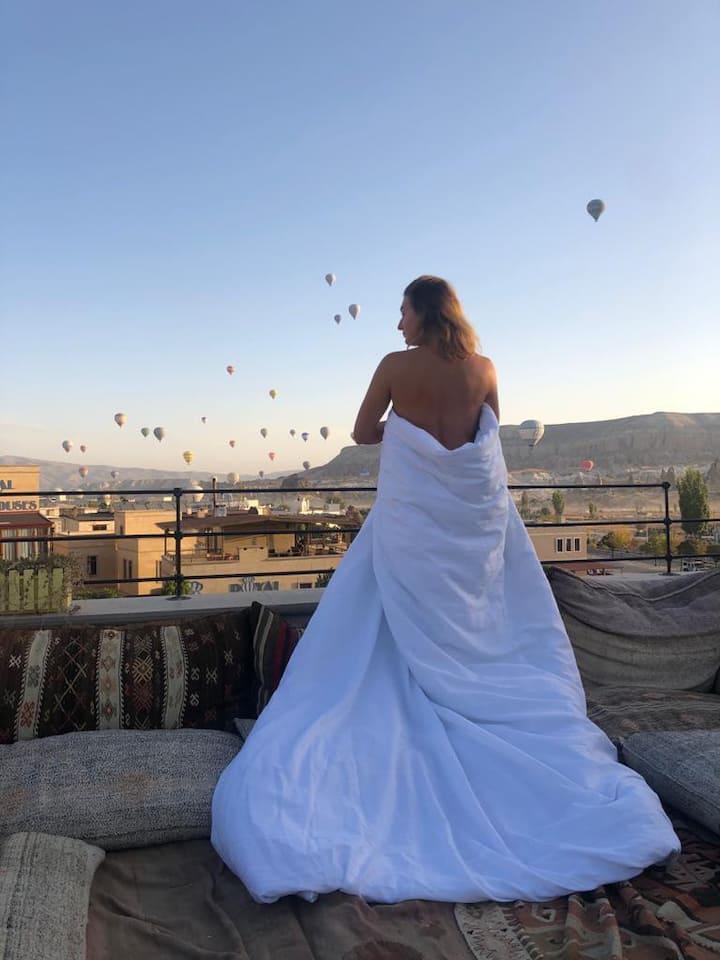 Caravanserai Inn Junior Suit (Goreme,Cappadocia)