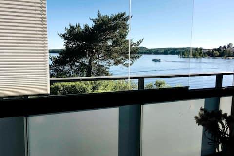 Bellevue - Apart.Savonlinna center, balcony, wifi.