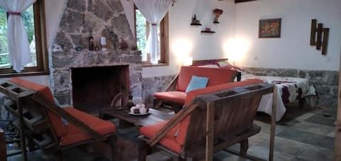 Cuetzalan en casa-Cabaña