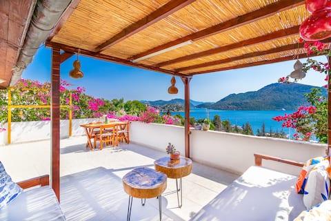 Nisya Terrace Suite - BOZBURUN