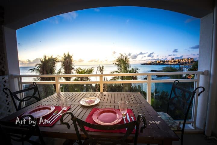 Maho Oceanview w/ Balcony