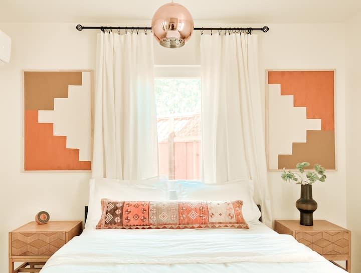 Mediterranean inspired serene abode *NEW LISTING*