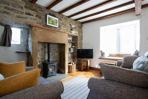 End Cottage, romantic and stylish!