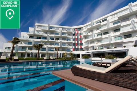 Award winning Qspa resort apartment 1 bedroom