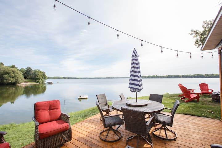 Sauk Lake Cottage