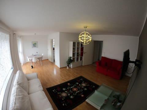 Convenient 70sqm apartment in Walldorf-Mörfelden