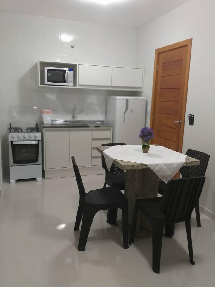 Apartamento casal ou até 4 pessoas