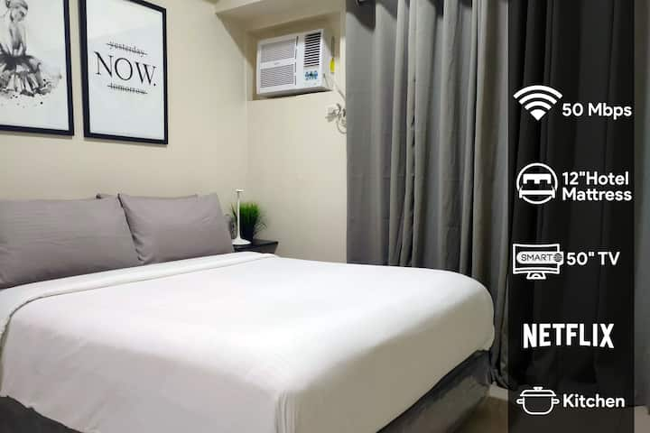 UV DISINFECTED - 50 Mbps - Hotel mattress - Makati