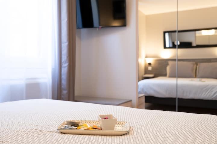 Appartement 3* 43m² sur les falaises du Tréport