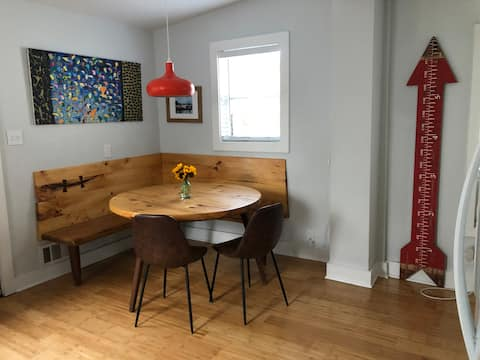 Escape the City to this Asbury Park Retreat!