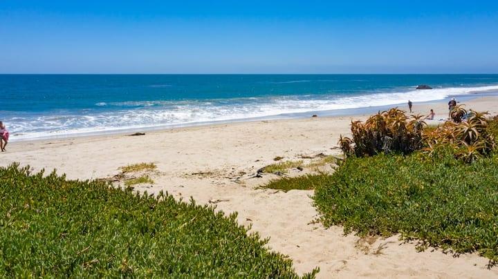 Rustic Elegant Beach Retreat