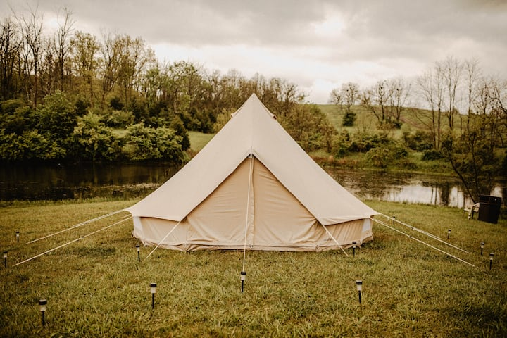 Camp in Luxury: Lexington Glamping Experience #2