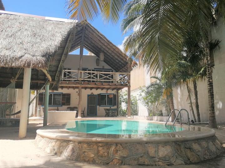 Casa Leah Telchac Puerto