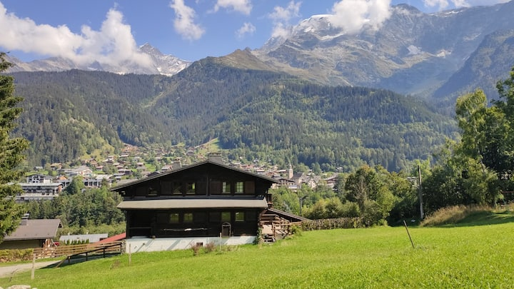 Great location, family chalet