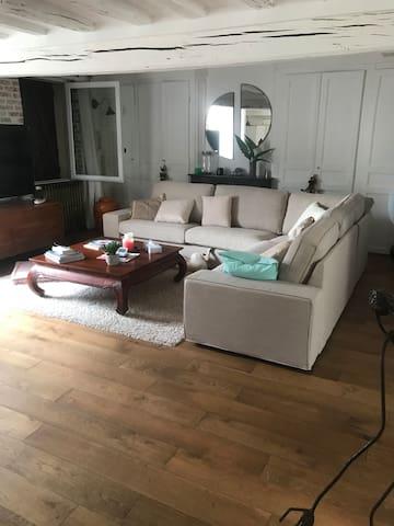 Petite maison  en fin de renovation