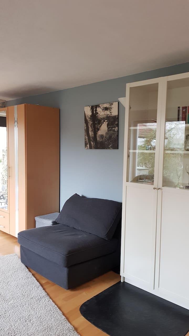 gemütliches Apartment in Einfamilienhaus