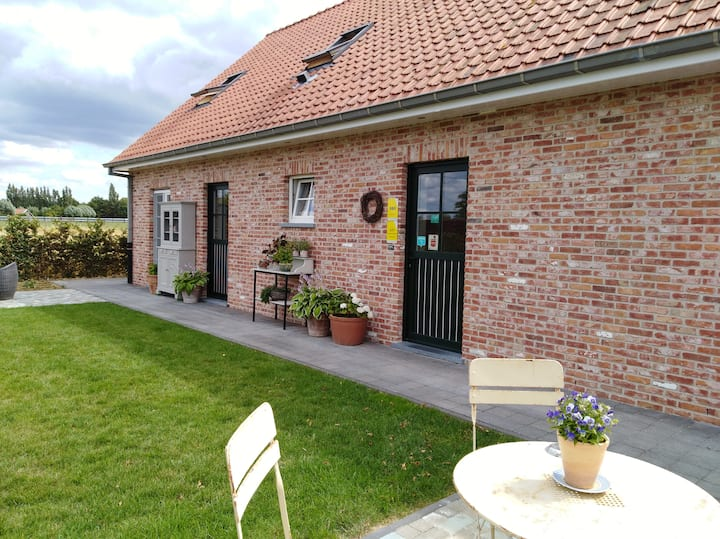 Gezellig & Comfortabel logeren in Flanders Fields